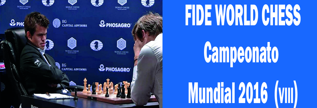 FIDE WORLD CHESS, CAMPEONATO MUNDIAL  DÉCIMA PARTIDA